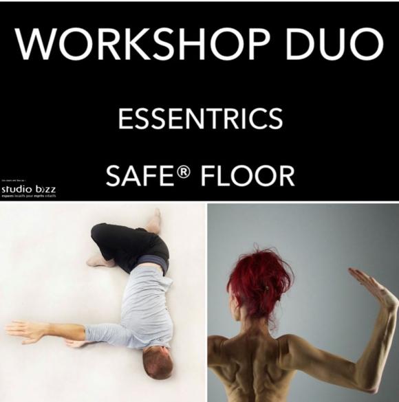 Essentrics + Safe® Floor avec Céline Cassone