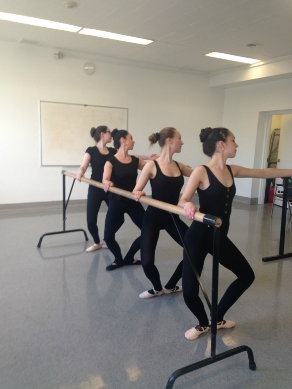 Classical Ballet Beginner Adult Class with Grace Sangiorgio