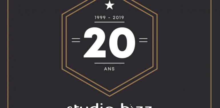 Studio Bizz souffle 20 bougies !