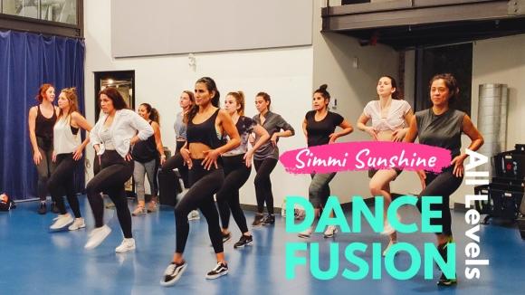 Danse Fusion avec Simmi Sunshine