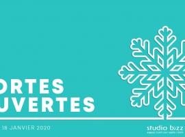 Winter 2020 OPEN HOUSE at STUDIO BIZZ