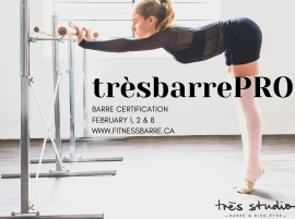 trèsbarrePRO™ certification